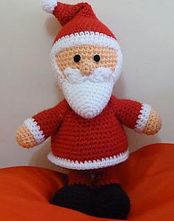 Weihnachtsmann häkeln anleitung kostenlos
