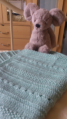 Ravelry Free Knitting Patterns For Baby Blankets : 2013-05-20_16