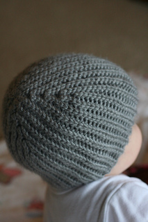 Ravelry: Knit Look Crochet Stretchy Hat pattern by Bethany ...