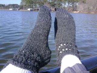My_slipper_socks_at_the_lake_2_small2