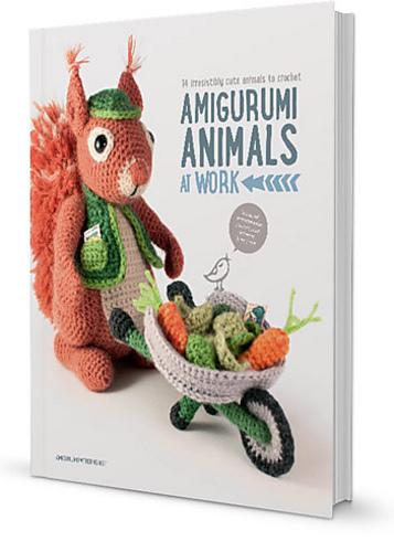 Amigurumi Animals At Work Deutsch : Ravelry: Miss Kitty Catty pattern by Serah Basnet