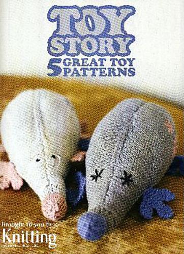 Knitting Toys Magazine : Ravelry knitting magazine april toy story
