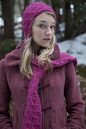 Inca Alpaca Scarf-Hat PDF