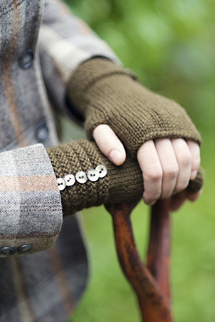手套和帽子-冬天必备的温暖礼品 - Tina - Tina的手工编织的博客