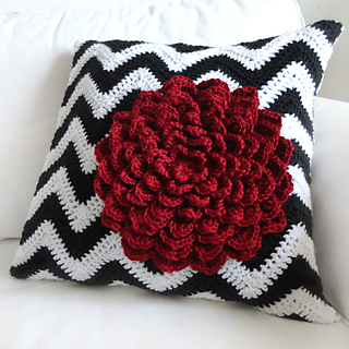 Chevronflowerpillow2_small2
