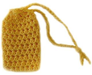 Ravelry: Absolutely Easy Soap Saver pattern by Rachel Choi