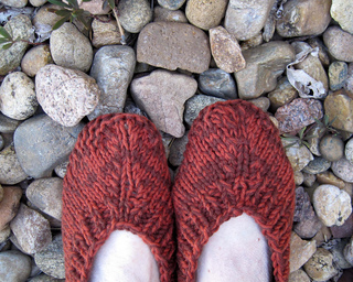 Ballet_style_slippers_vintage_rust_pair_on_feet_crop_small2