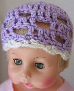 Little_baby_filet_crochet_lavender_hat_small2