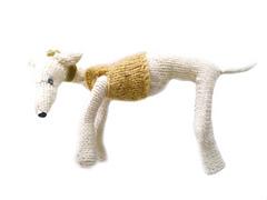 Ravelry: Knitted Greyhound - The Princess Snowdrop pattern ...