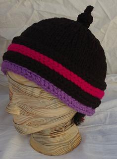 Black_fushia_purple_banded_beanie_2_small2