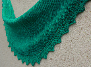 Willowbrook Shawl