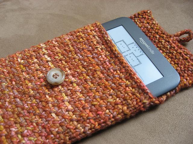 Sturfy & Cushy Kindle Sleeve