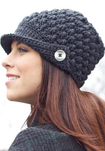 Women's Peaked Cap