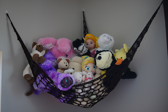 are stuffed toys taking over your life  i know that they are taking over mine  this crochet toy hammock is a  u0027must have u0027 for any small room  365 crochet  rh   365crochet
