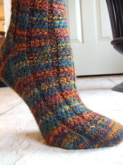 Fascine Braid Socks PDF