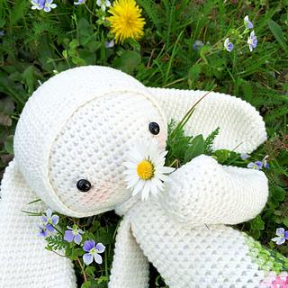 Ravelry: RITA the rabbit - bunny mod kit for lalylala ...