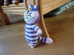 Cheshire Cat Amigurumi Pattern : Ravelry: Cheshire Cat - Amigurumi crochet pattern pattern ...