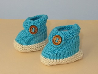 Baby_2_colour_cross_strap_booties12_small2