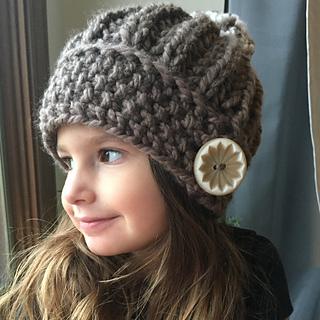 Ravelry: Natasha Slouchy Hat pattern by Marissa Post