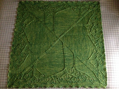 Olympic Forest Baby Blanket PDF