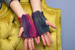 Fingerless Mitts PDF