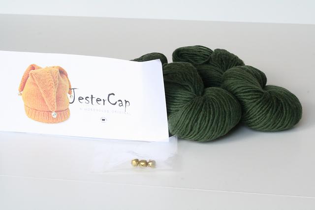Jester Cap Kit - A Morehouse Original