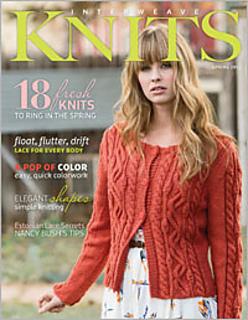 Ravelry: Interweave Knits, Spring 2013 - patterns