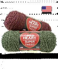 Ravelry Red Heart Super Tweed