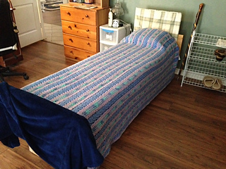 Mile A Minute Blanket Twin XL