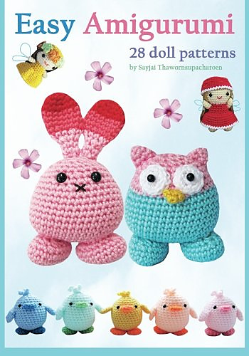 Crochet Doll Pattern Easy : Ravelry: Easy Amigurumi: 28 crochet doll patterns - patterns