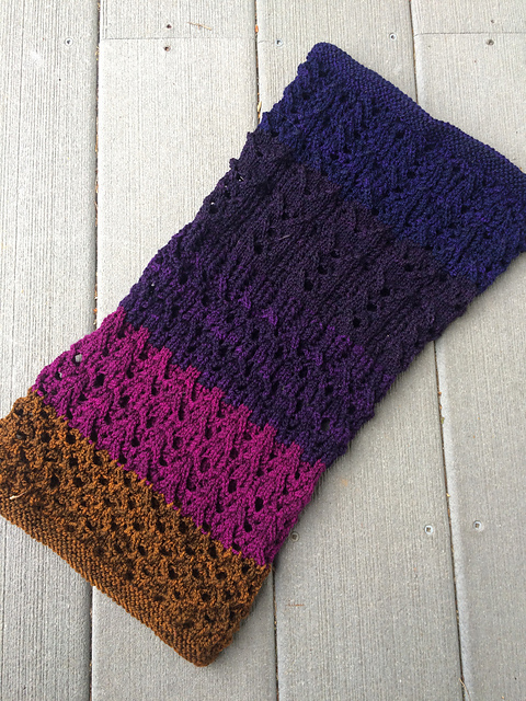 Unblocked Latimer Cowl