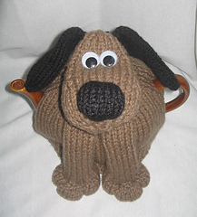 Small Tea Cosy Knitting Pattern : Ravelry: Dog Tea Cosy pattern by Rian Anderson