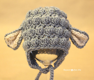 Ravelry Lamb Hat Pattern By Sarah Zimmerman