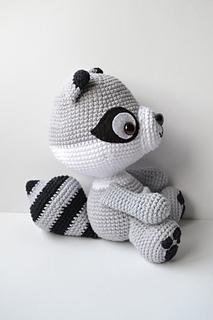 Amigurumi Raccoon Pattern Free : Ravelry: Es un mundo amigurumi - patterns