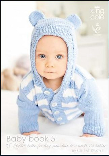 Ravelry: King Cole Baby Book 5 - patterns