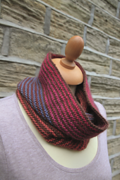 Striped Cowl PDF