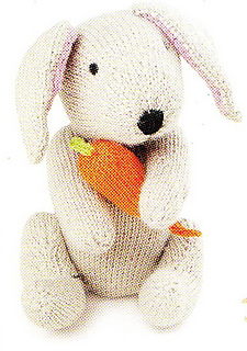 Knitting Patterns For Pet Rabbits : Ravelry: Rabbit pattern by Susie Johns