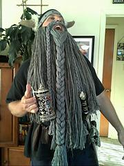 Ravelry Viking Or Dwarven Beard Pattern By Melissa Campbell