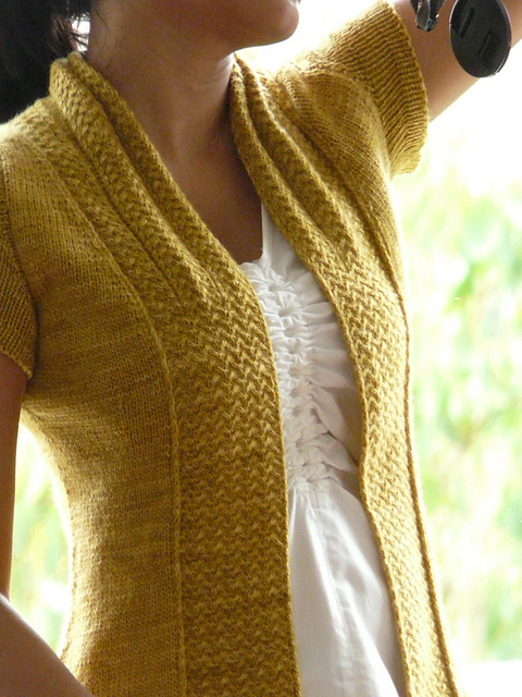 Photo of Shifting Sands cardigan