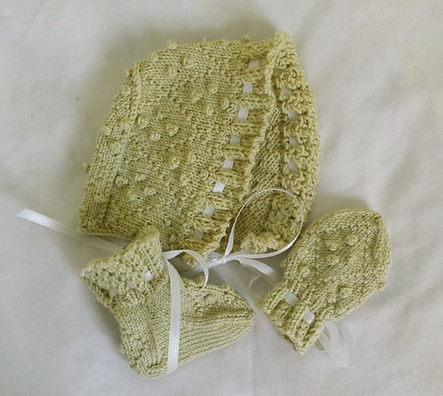 Darling set in bamboo