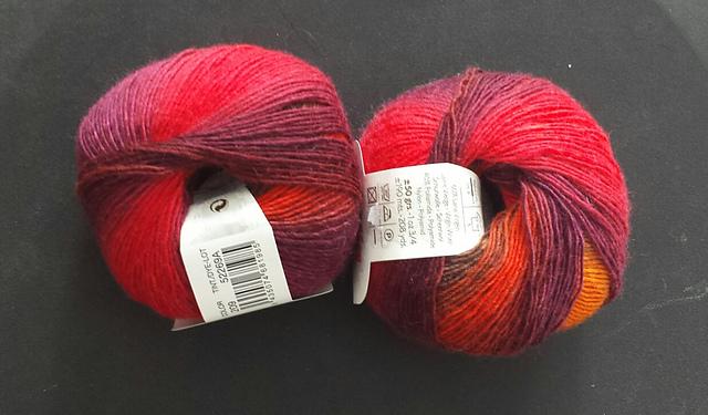 Katia Darling anniversary yarn