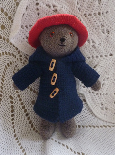 Amigurumi Paddington Bear : Craft Passions: Paddington Bear inspired # free crochet ...