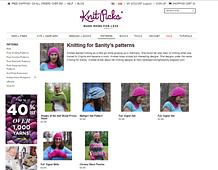 Knit Picks, Knitting for Sanity